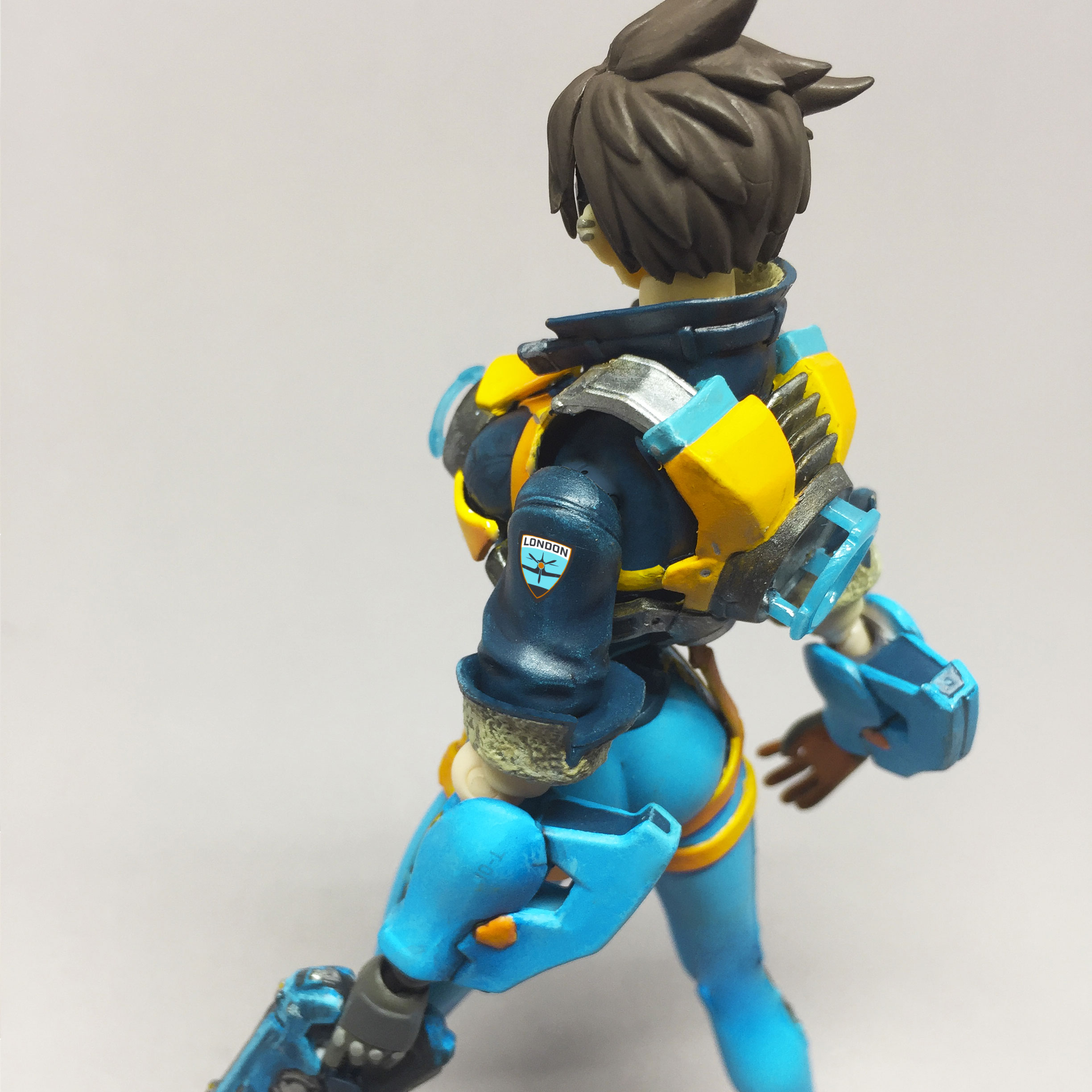 Tracer repaint