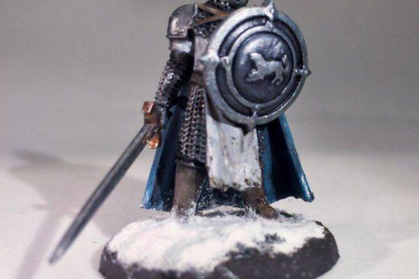 Sworn Sword Captian