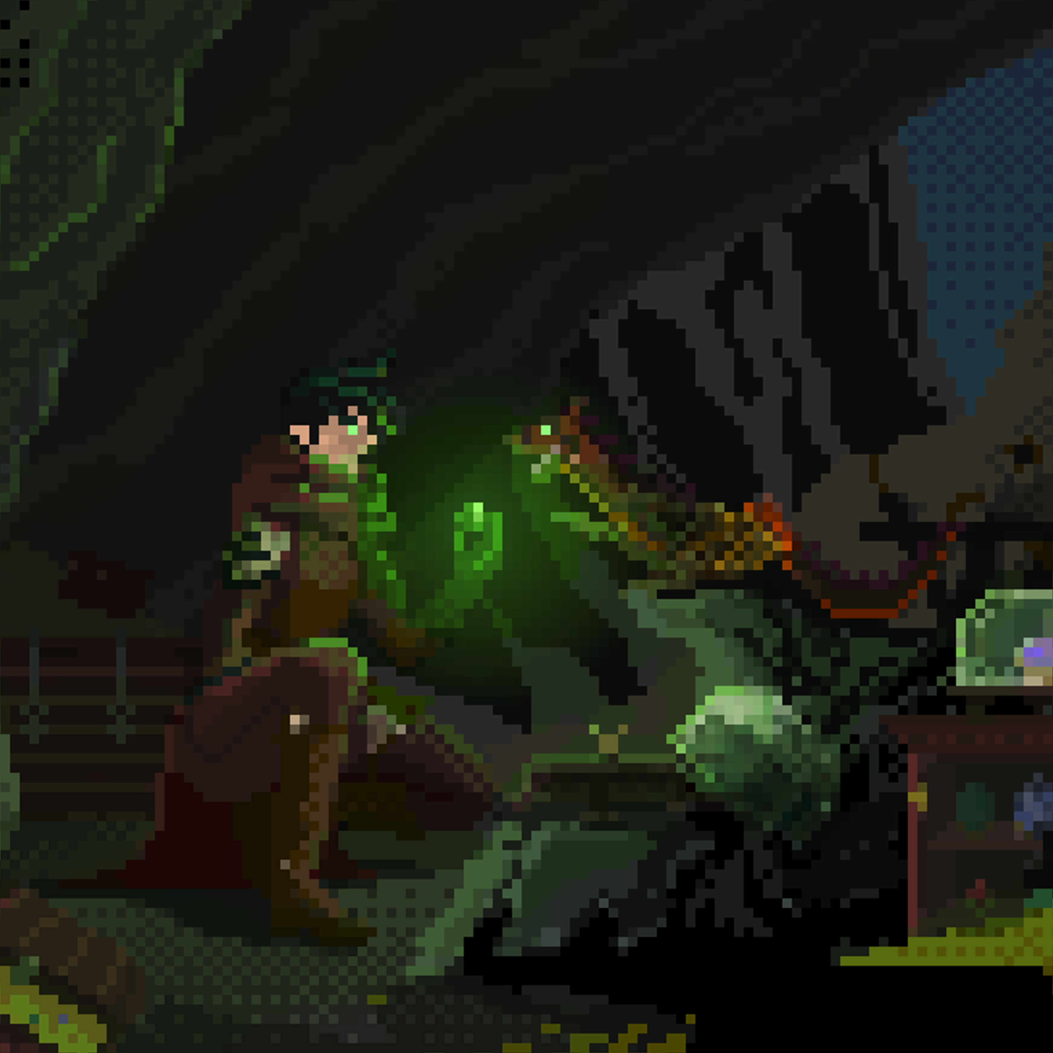Pixelart Fantasy Project