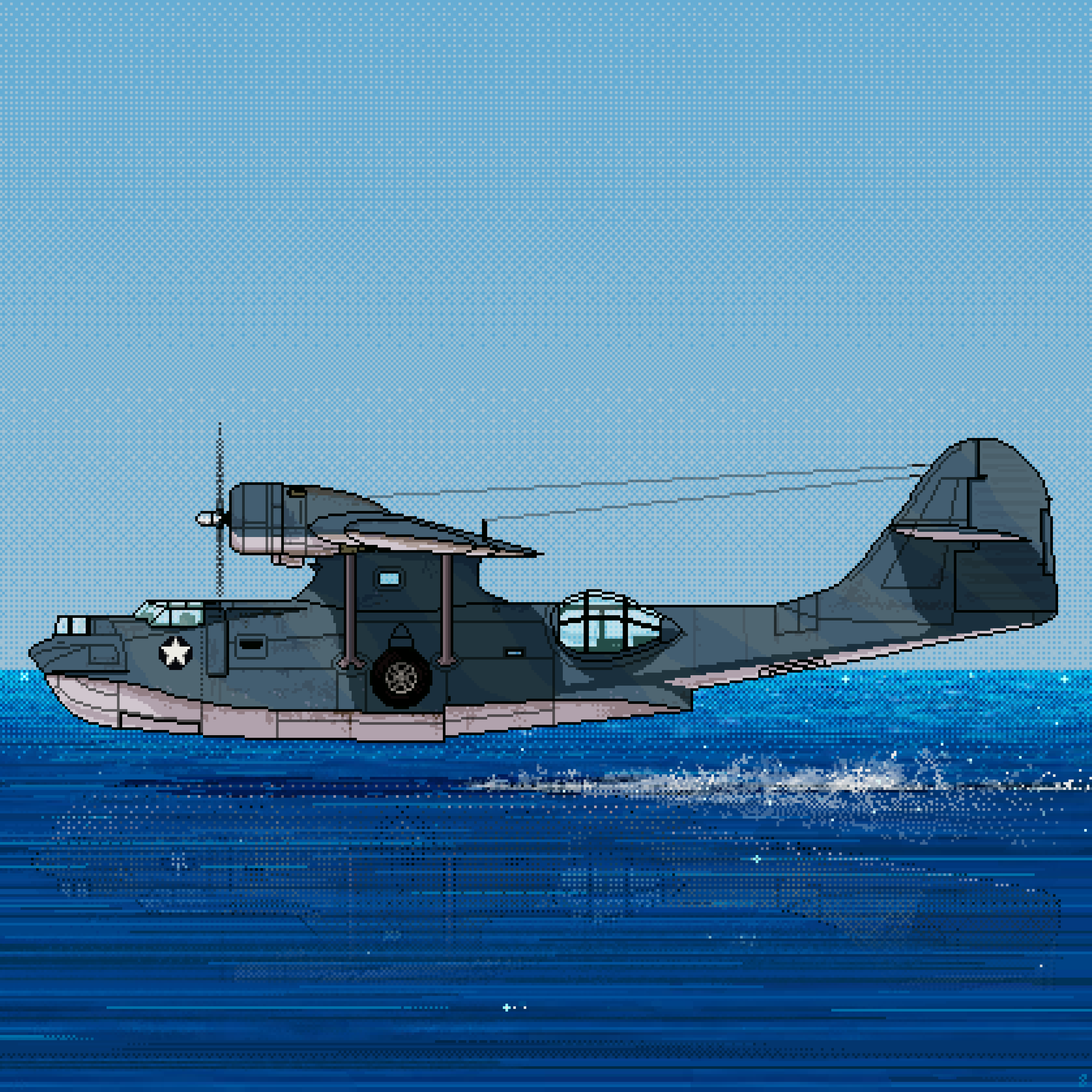 WIP: Pixel Plane Project
